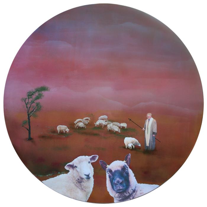 """Bij het afscheid van onze dominee, Drs. Zandrie Albada """"Herder van een kleine kudde"""""""